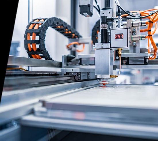 automate métallurgie - SERAD AUTOMATION