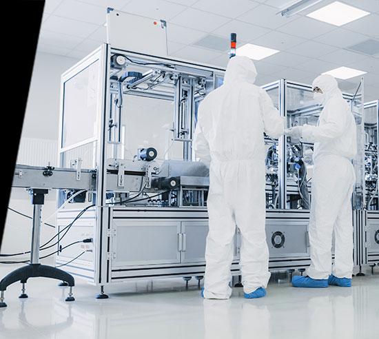 automate Pharma Médical- SERAD AUTOMATION