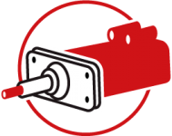 icone vérin électrique - SERAD AUTOMATION